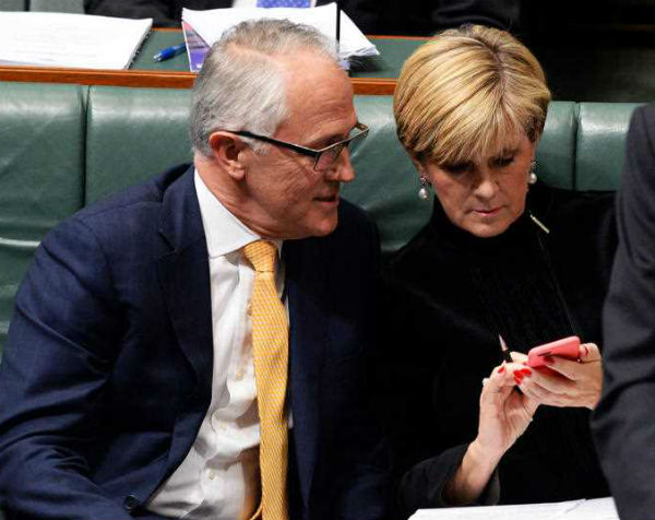 Be sure to read the fine print in Turnbull's mid-year economic update