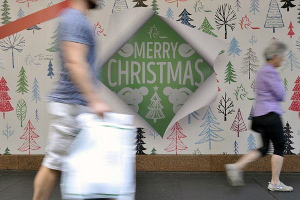 Retail boosted by Christmas sales as sporting good retailers outrun the pack