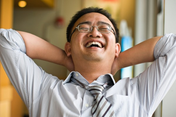 Joking your way to the top: Why laughter is the best medicine for workplace stress