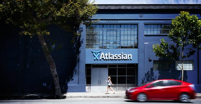 Atlassian office - culture