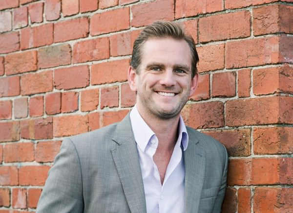 Fergus Watts, founder of the Bastion Collective