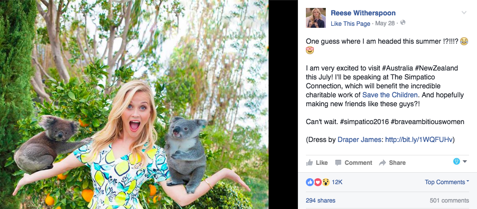 Reese Witherspoon screen shot