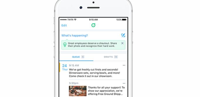 Tweet ideas for small business - Twitter Desktop