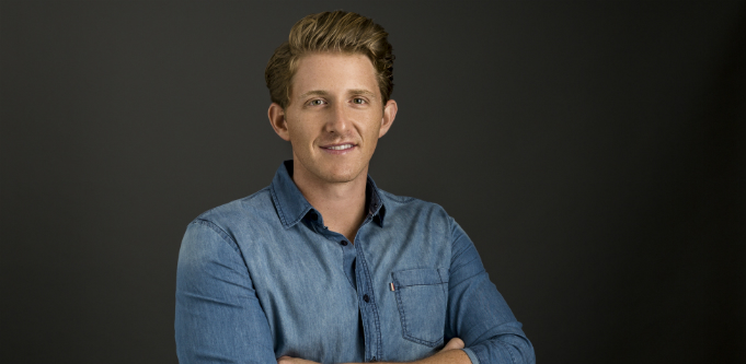 Alley founder and CEO Nick Lavidge