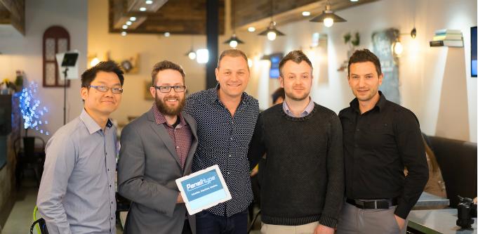 PanelHype Geelong startup founders