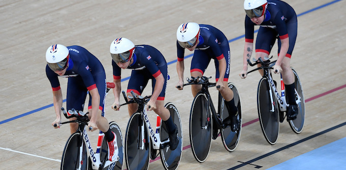 Great Britain women's cycle team