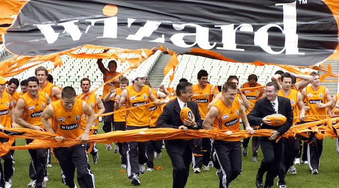 Wizard Home Loans Collingwood Football Club