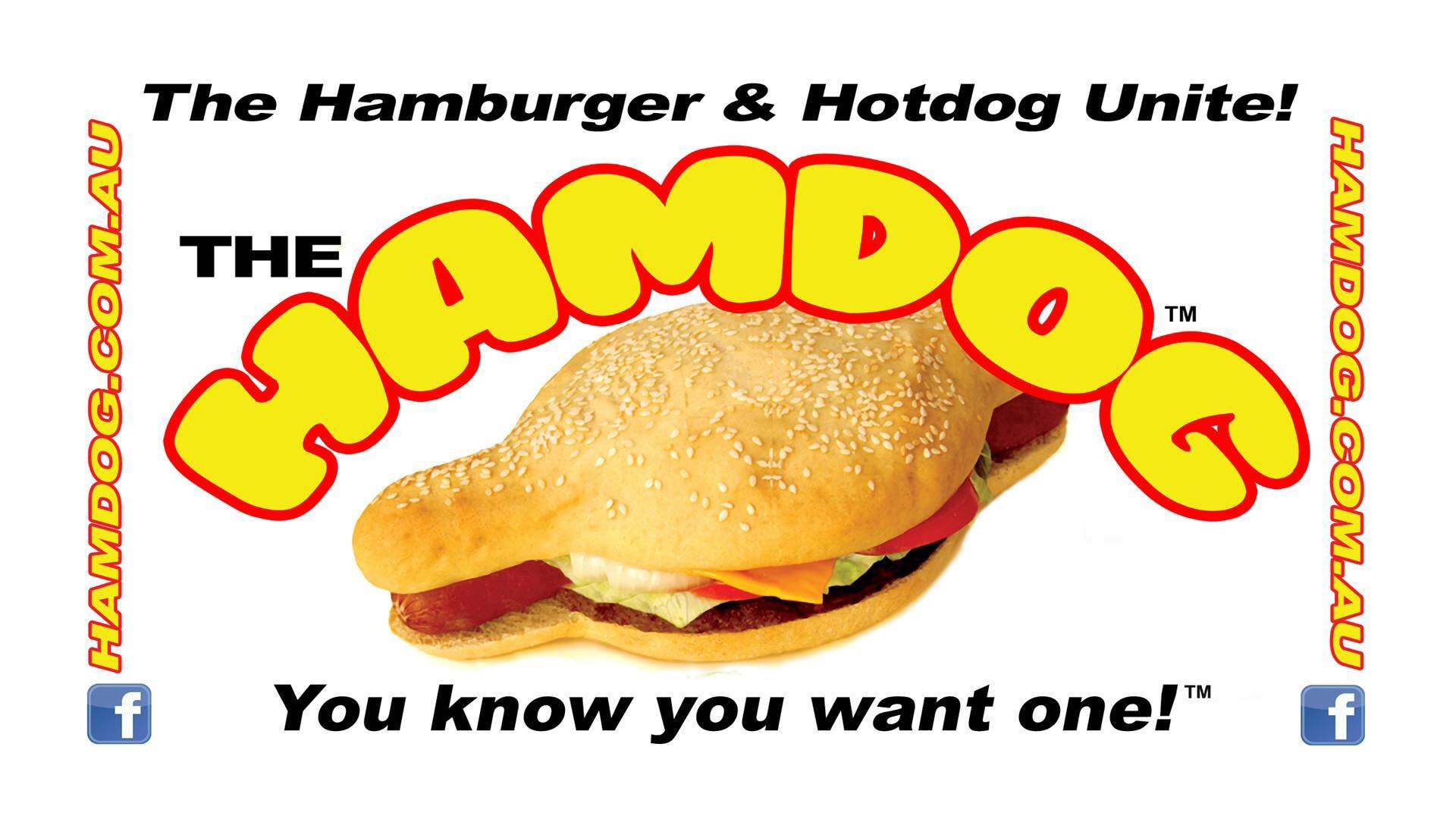 The fabled Hamdog. Source: Supplied