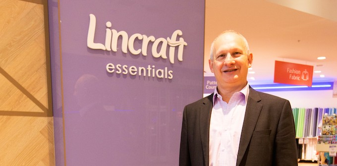 Lincraft joint managing director Brian Swersky.
