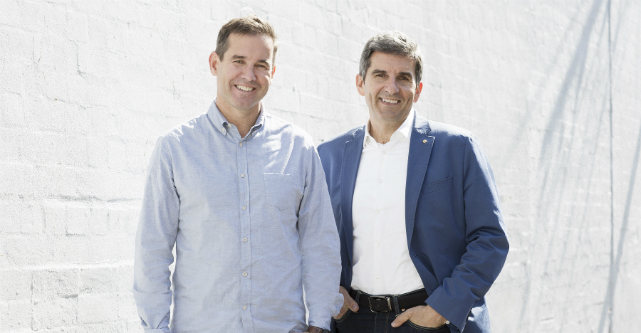 Daniel Petre and Craig Blair, founders of AirTree Ventures
