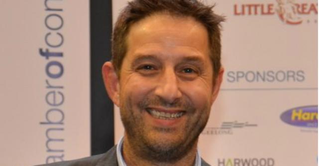 Runway Geelong CEO Peter Dostis
