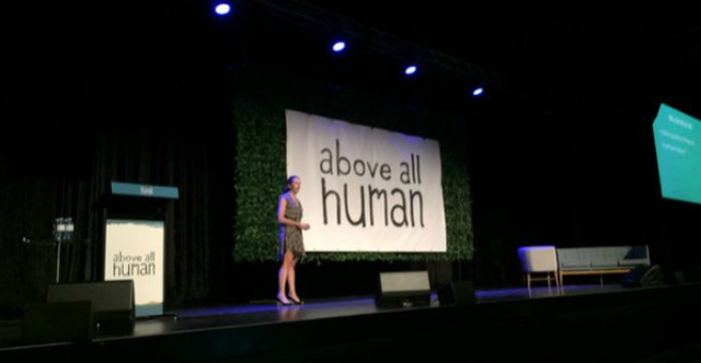 Above All Human conference