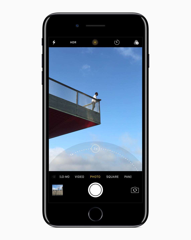 Apple's new iPhone 7