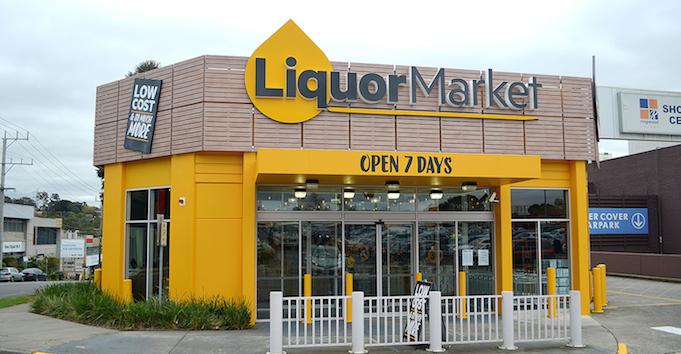 Liquor Market Coles