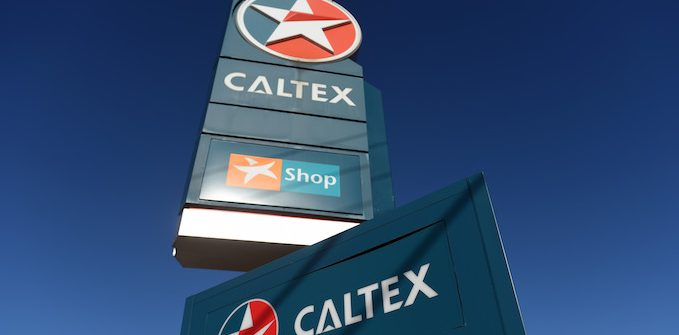 Caltex franchise
