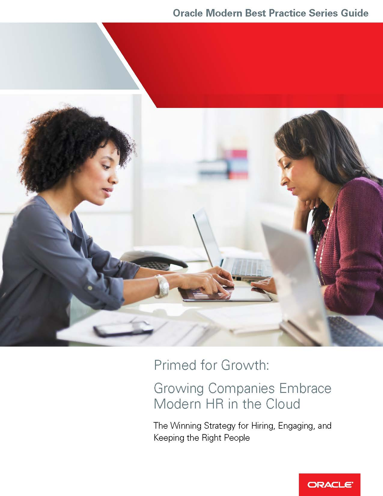 Growing Companies Embrace Modern HR in the Cloud