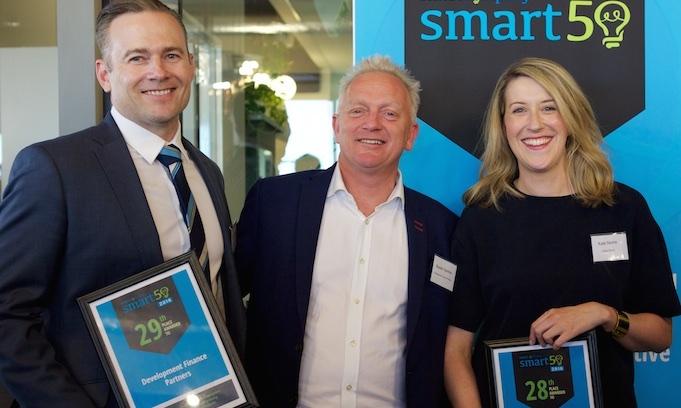 Smart50 Adore Beauty Development Finance Partners