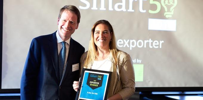 Smart50 Top Exporter
