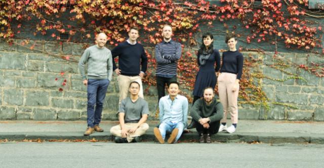 Pozible team
