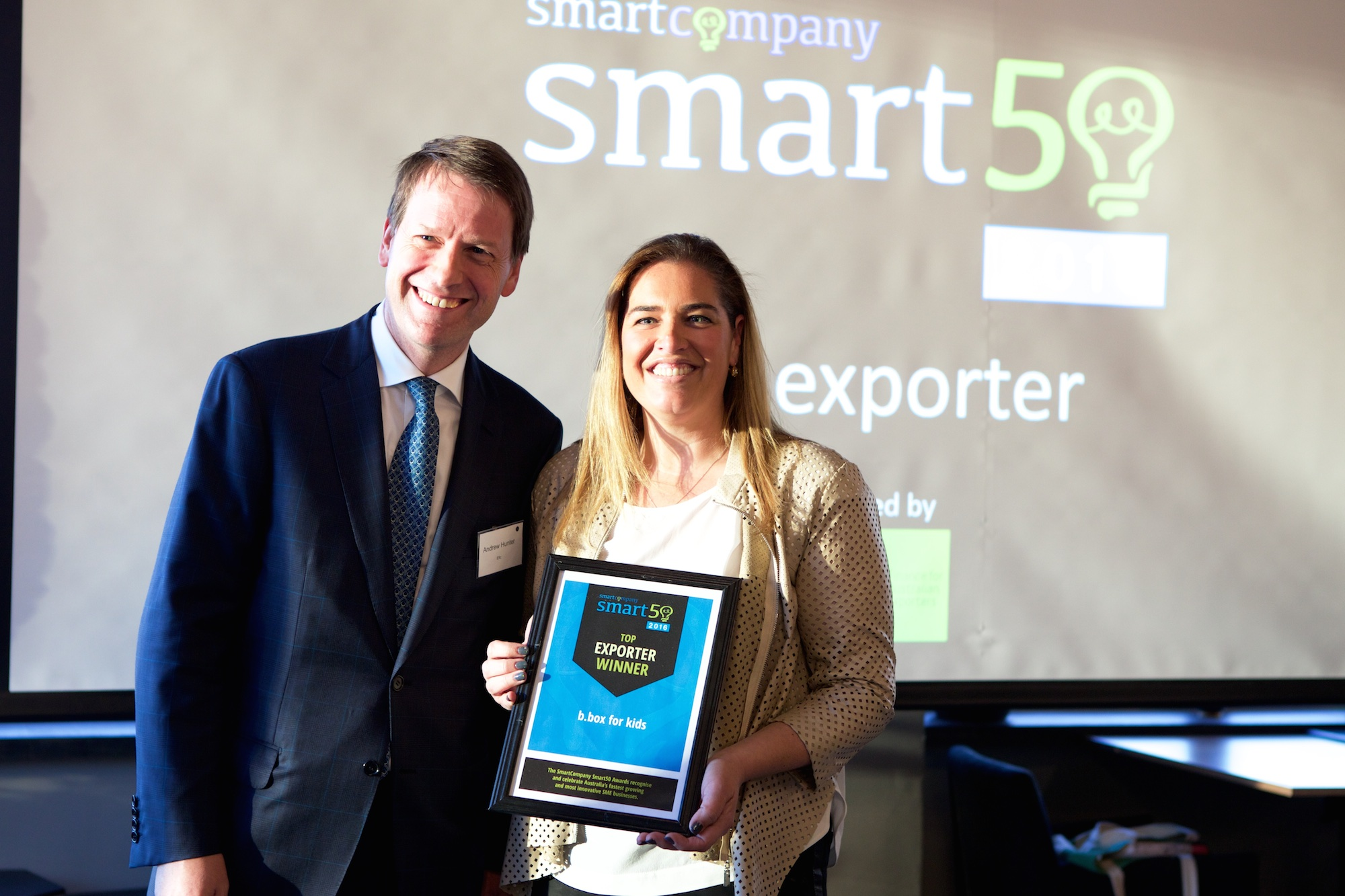 Smart50 b.box for kids