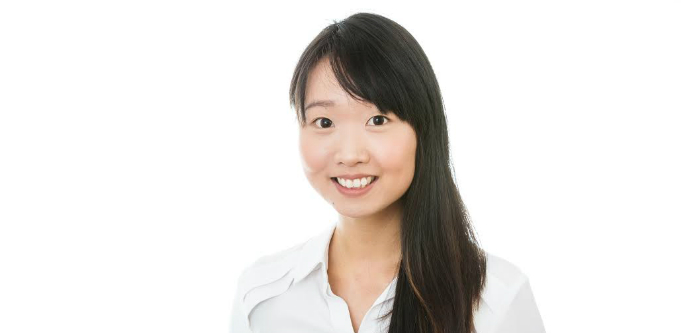Christina Chun - founder and CEO of 1Scope