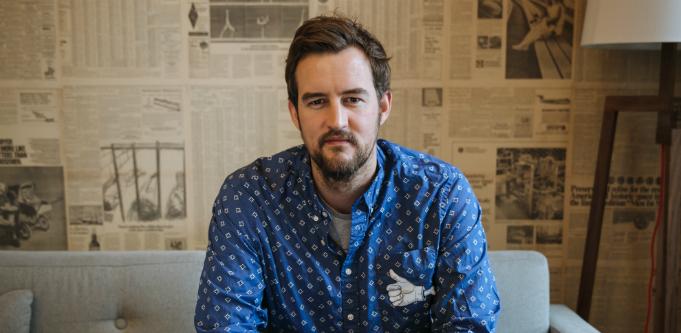 WeWork co-founder Miguel McKelvey