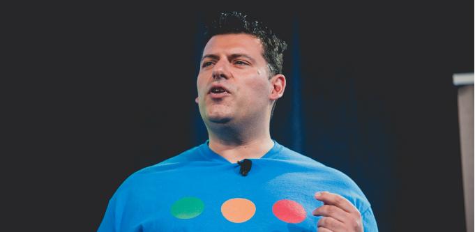 Oddup founder James Giancotti