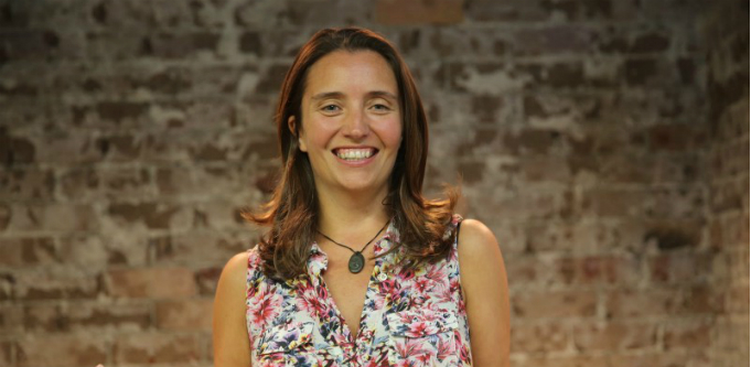 Lighthouse Sydney chief and Techfugees co-founder Annie Parker