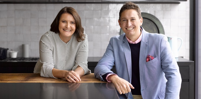 House of Home co-founders Carlinea Williamson and Stephen Jones