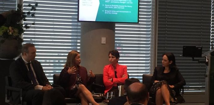 Boston Consulting Group panel