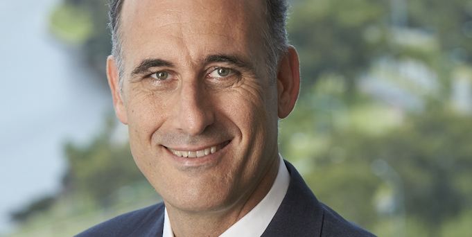 Rob Scott Wesfarmers