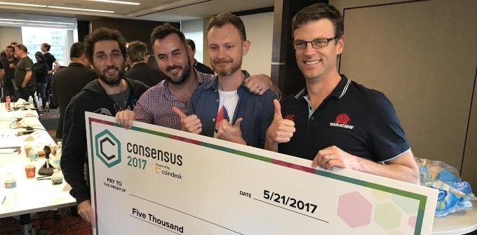 Consensus blockchain winners