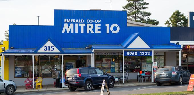 Mitre 10 store