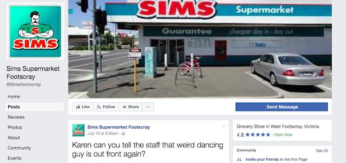 Sims Footscray