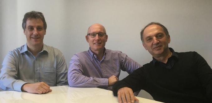 Ian Mirels, Mike Kontorovich, and Mark Chazan
