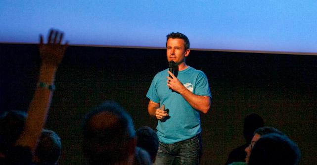 Aaron Birkby Startup Catalyst
