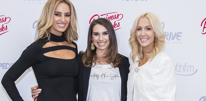Megan Hess Samantha Wills Aimee Marks