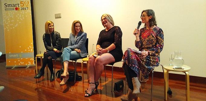 SmartWomen panel