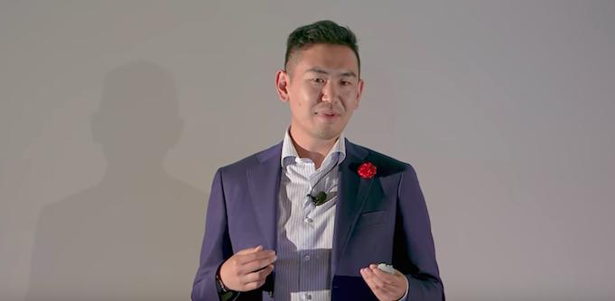 TED Talks Leonard Kim