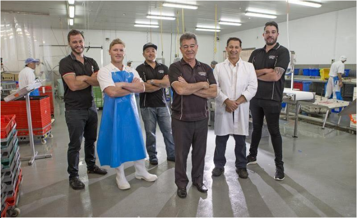 Catalano's Seafood Family Business