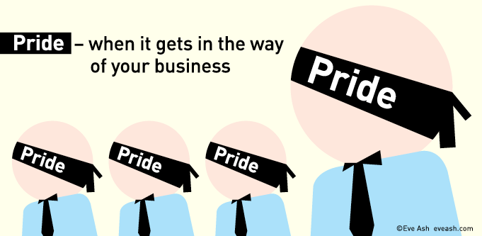 Pride at work Eve Ash