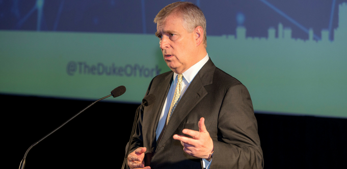Prince Andrew Pitch@Palace