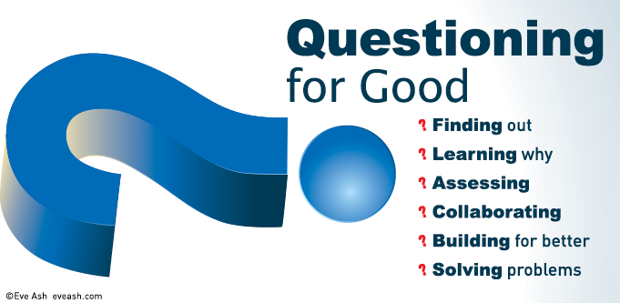 the art of questioning for good