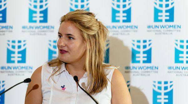 Elizabeth Shaw, UN Women
