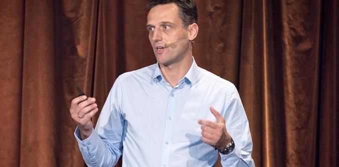 Amazon Australia country manager Rocco Braeuniger