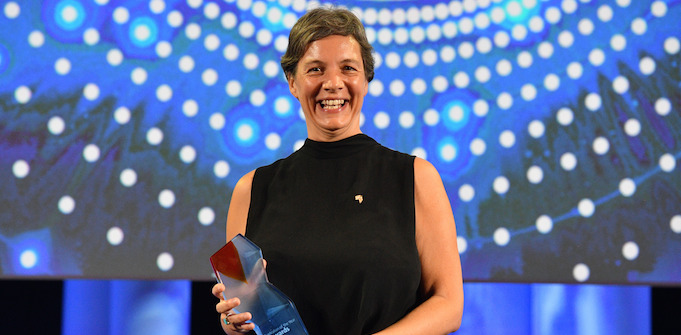 Michelle Simmons Australian of the Year
