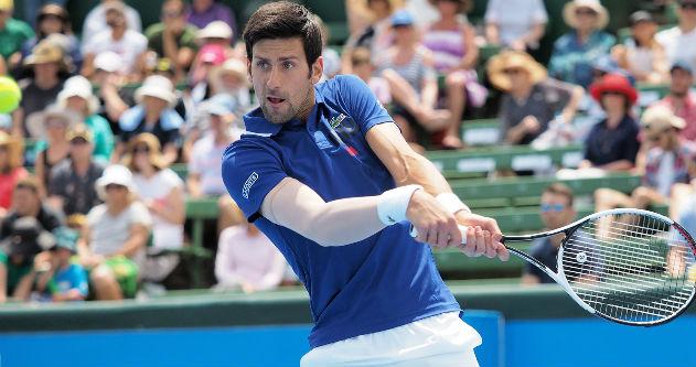 Tennis business Novak Djokovic