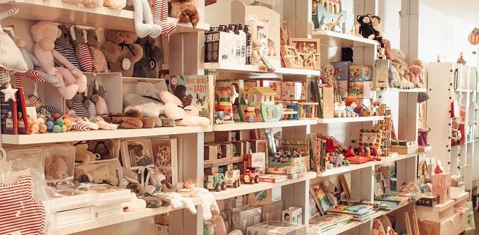 Bambino Manly retail shop