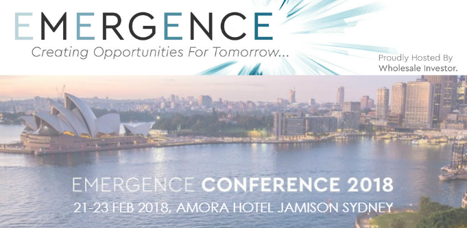 emergence conference