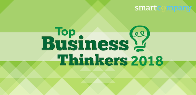 SmartCompany Top Business Thinkers